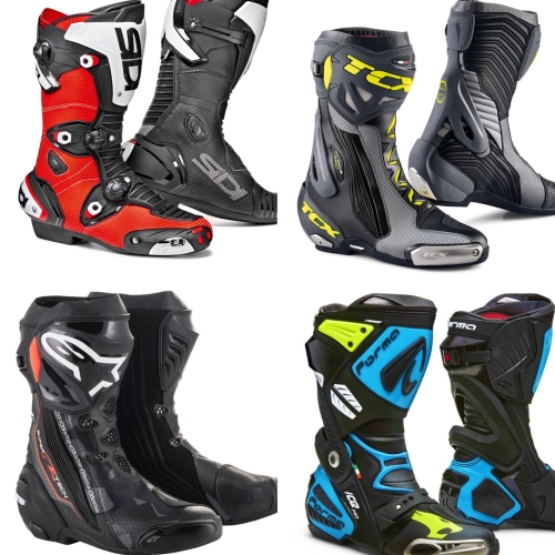 Road Race Boot/Shoe Combos